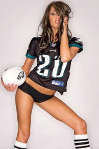 Eagles Girl