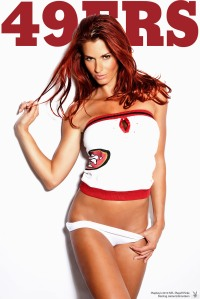 Hot 49ers Girl